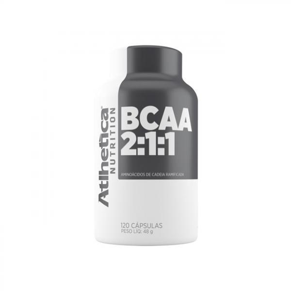Bcaa Pro Series Atlhetica 120 Cápsulas