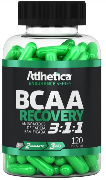 BCAA Recovery 3:1:1 (120 Caps) - Atlhetica Nutrition