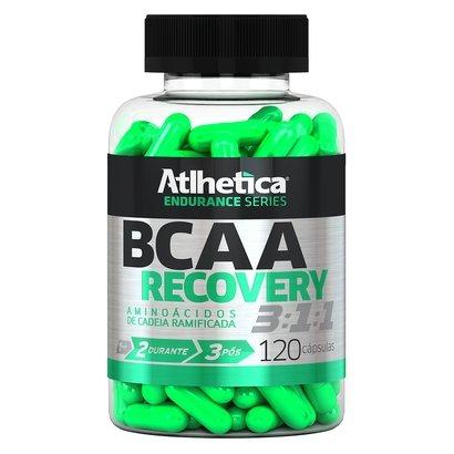 BCAA Recovery 3:1:1 120 Cáps - Atlhetica Nutrition