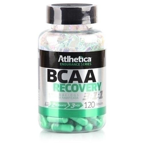 BCAA Recovery 3:1:1 120 Cápsulas - Atlhetica