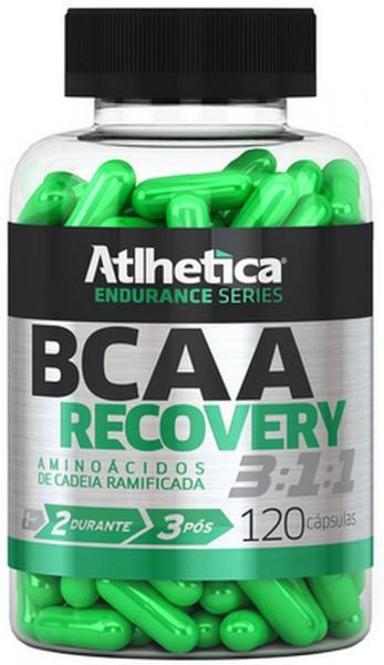 BCAA Recovery 3:1:1 (120caps) - Atlhetica