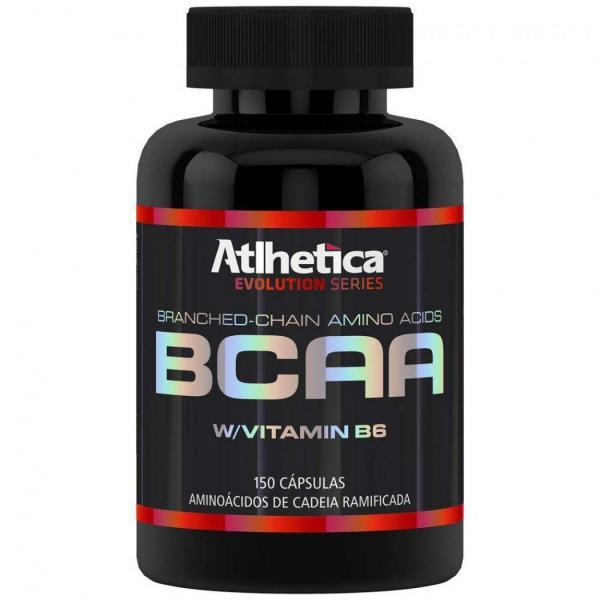 Bcaa W (150 Cáps) - Atlhética Nutrition