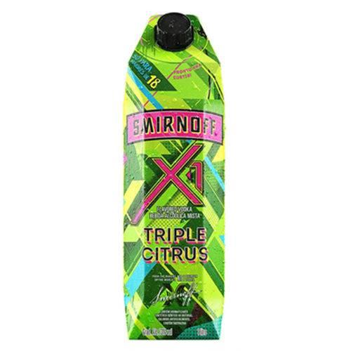 Beb Mista Smirnoff X1 1l-tp Triple Citrus