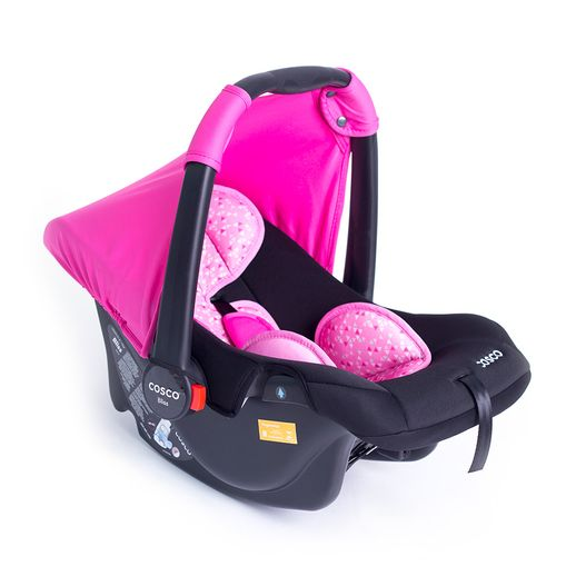 Tudo sobre 'Bebê Conforto Bliss Rosa - Cosco'