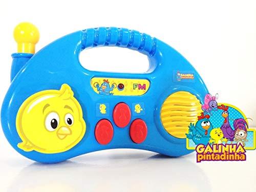 Bebê Musical I Galinha Pintadinha Rádio - Dican