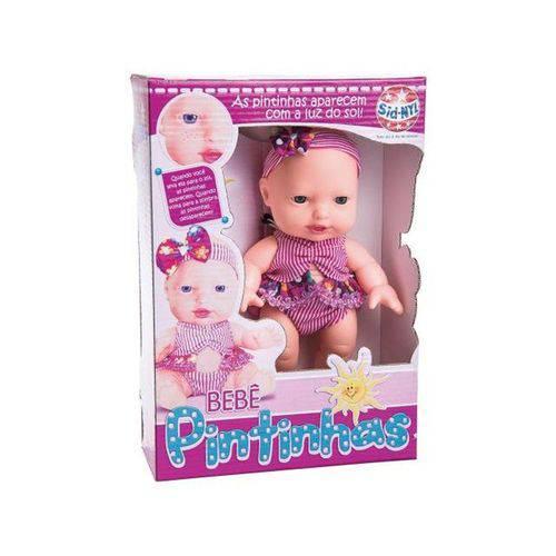 Tudo sobre 'Bebê Pintinhas - 940 - Sidnyl'