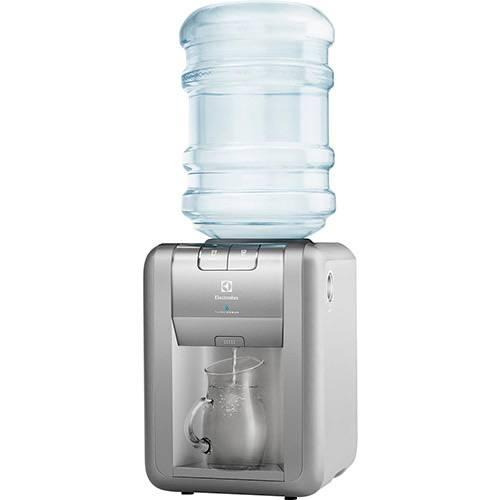 Tudo sobre 'Bebedouro de Água Electrolux BC20X Compressor Prata'