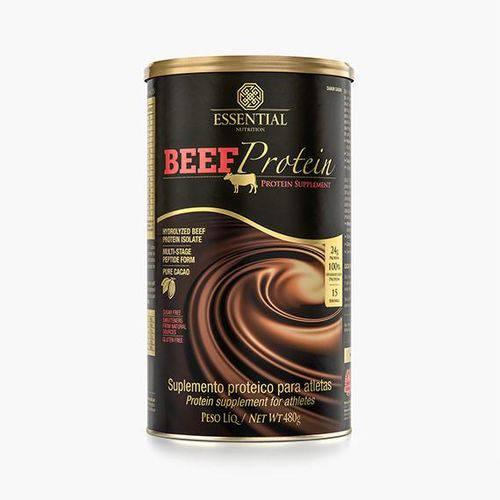 Tudo sobre 'Beef Protein (480g) - Essential'
