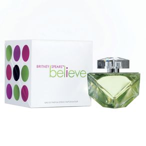 Tudo sobre 'Believe de Britney Spears Feminino Eau de Parfum 100 Ml'
