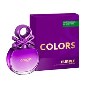 Benetton Colors Purple - 80 Ml