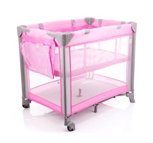 Tudo sobre 'Berço Mini Play Pop Pink Safety'