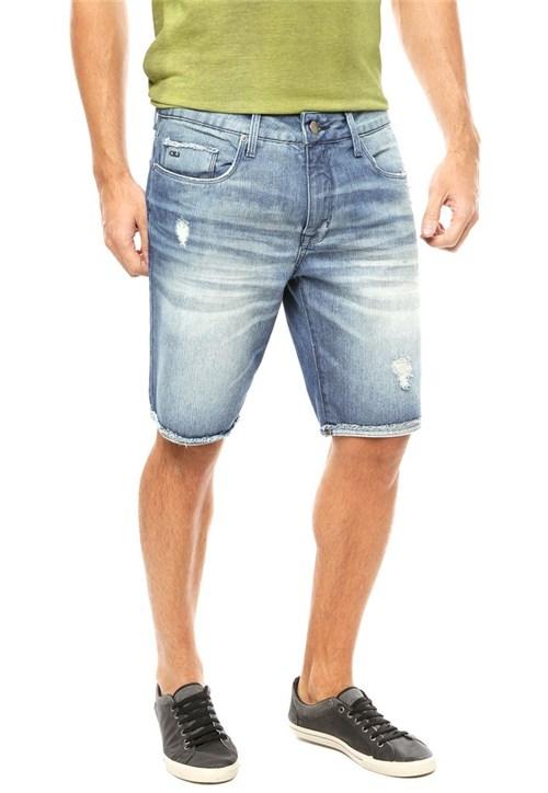 Tudo sobre 'Bermuda Jeans Calvin Klein (P)'