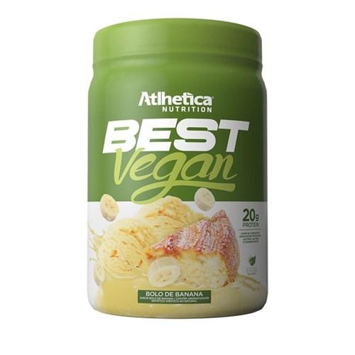 Best Vegan Atlhetica 500G - Bolo de Banana