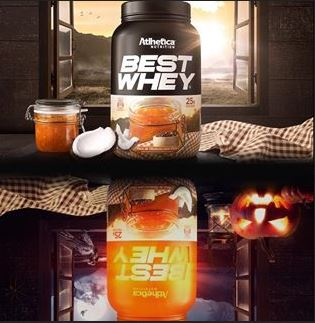 BEST WHEY® 450g Atlhetica Nutrition 25g Protein - LI189499-1