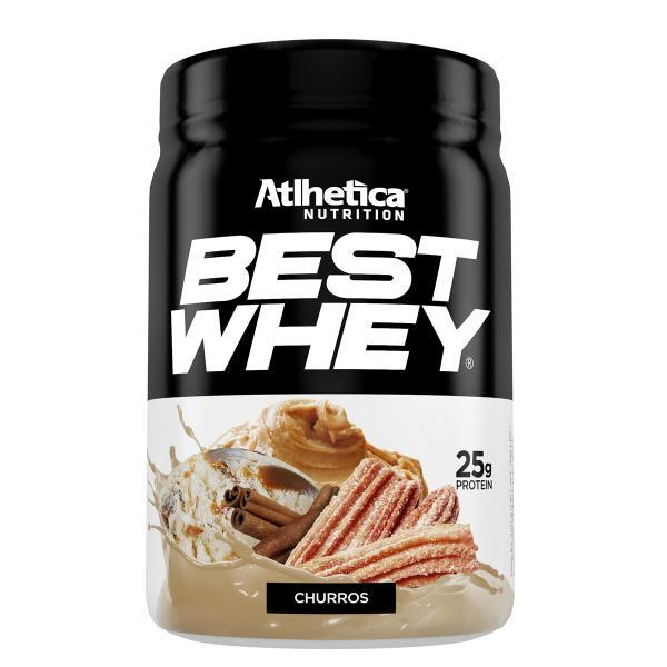 BEST WHEY - 450g - Atlhetica Nutrition