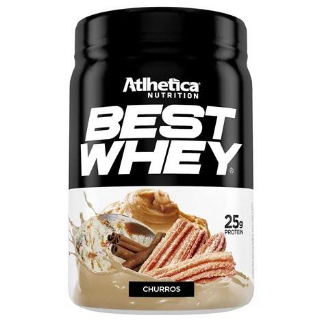 Best Whey 450G Atlhetica Nutrition