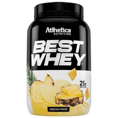Best Whey 900g Abacaxi Frape - Atlhetica