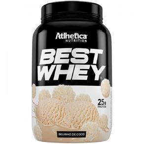 Best Whey 900g Atlhetica Nutrition Beijinho de Coco
