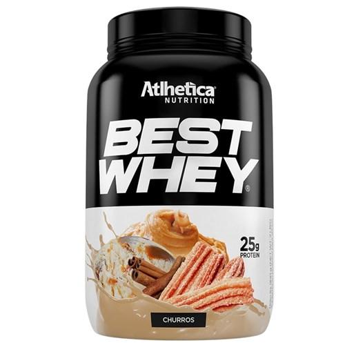 Best Whey 900G Atlhetica Nutrition - Churros