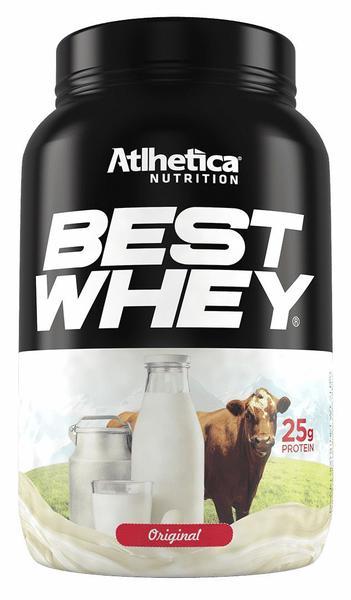 Best Whey 900g - Atlhética Nutrition