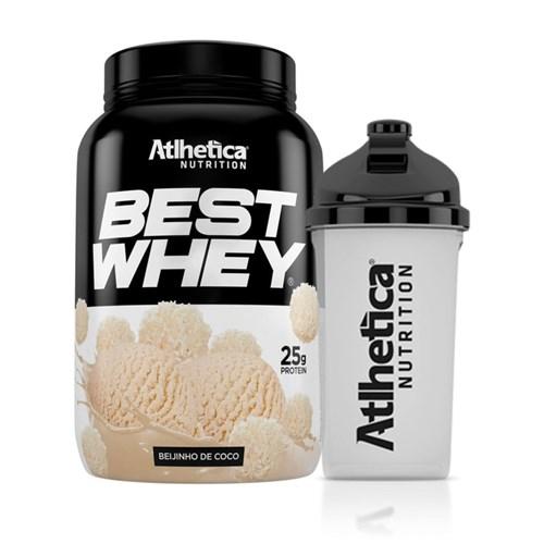 Best Whey - 900G - Beijinho de Coco - Atlhetica Nutrition
