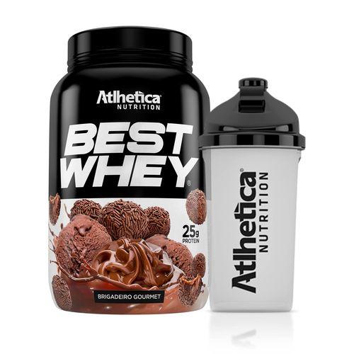 Best Whey - 900g - Brigadeiro - Atlhetica Nutrition