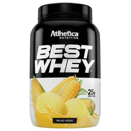 Best Whey 900g Milho Verde - Atlhetica Nutrition