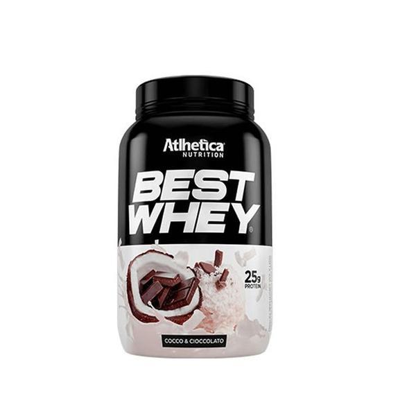 Best Whey 900gr - Atlhetica Nutrition
