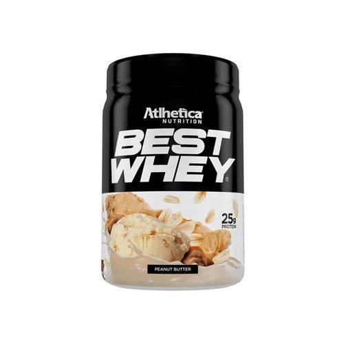 BEST WHEY ATLHETICA 450g - PEANUT BUTTER