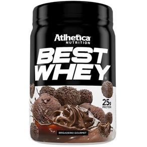 Best Whey - Atlhetica Nutrition - 450g - BRIGADEIRO