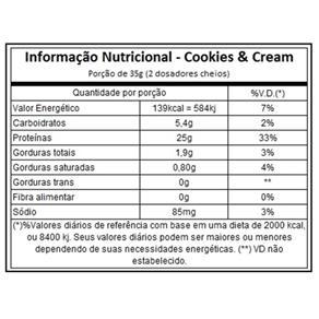 Best Whey - Atlhetica Nutrition - 450g - COOKIES & CREAM