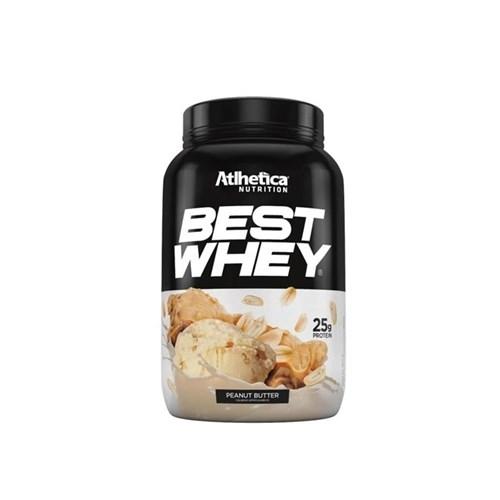 Best Whey Atlhetica Peanut Butter 450G