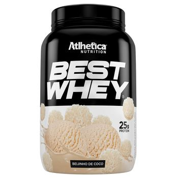Best Whey Beijinho de Coco 900g - Atlhetica Nutrition