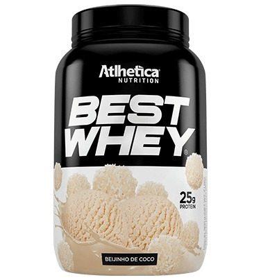 Best Whey Beijinho de Coco (900g) - Atlhetica Nutrition