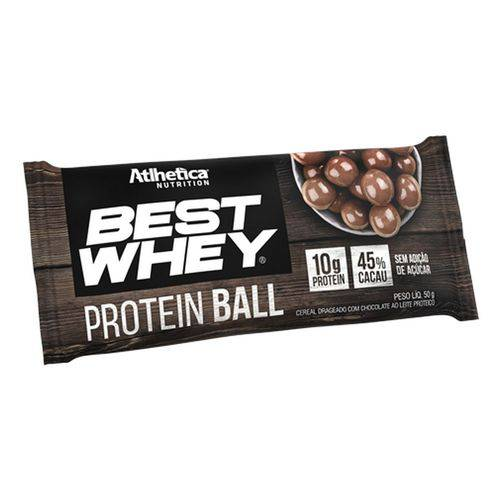 Best Whey Protein Ball (50g) - Atlhetica