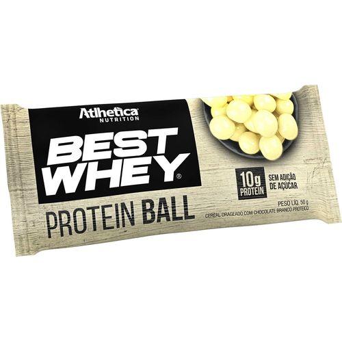 Best Whey Protein Ball 50g - Atlhetica