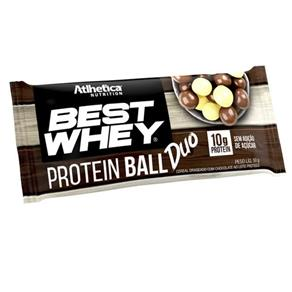 Best Whey Protein Ball - Atlhetica Nutrition - Duo
