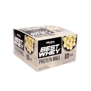 Best Whey Protein Ball Caixa 12x50g Atlhetica Nutrition Best Whey Protein Ball Caixa 12x50g - CHOCOLATE BRANCO