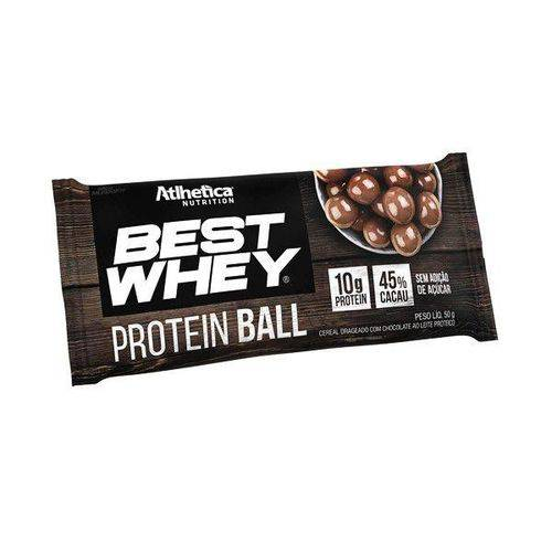 Best Whey Protein Ball Sachê - 50g - Atlhetica