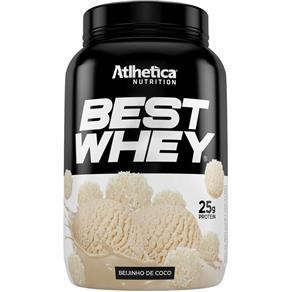 Best Whey (pt) 900g - Atlhetica - Beijinho de Coco