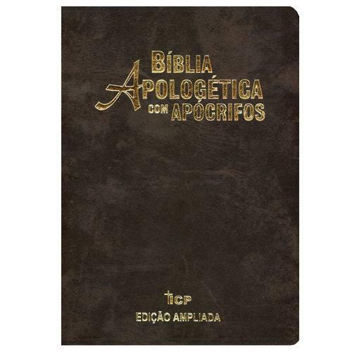 Tudo sobre 'Bíblia Apologética com Apócrifos'