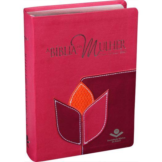 Tudo sobre 'Biblia da Mulher, a - Flor - Sbb'