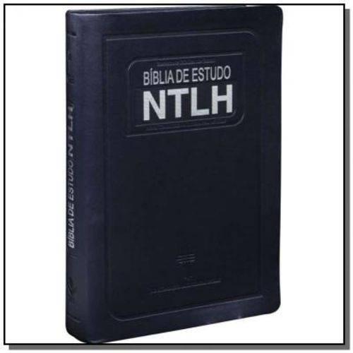 Biblia de Estudo Ntlh