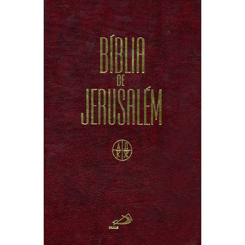 Tudo sobre 'Livro - Bíblia de Jerusalém'