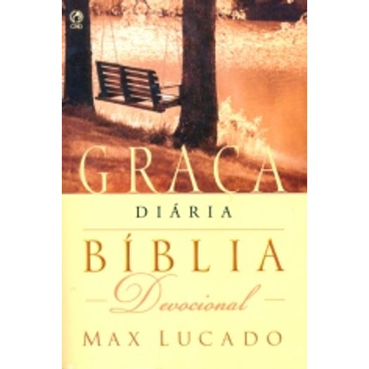 Biblia Devocional - Graca Diaria - Cpad