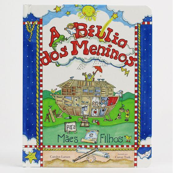 Tudo sobre 'Bíblia dos Meninos'
