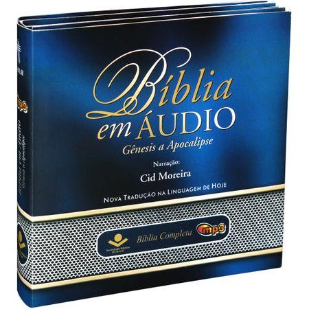 Tudo sobre 'Bíblia em Áudio • Gênesis Á Apocalipse'