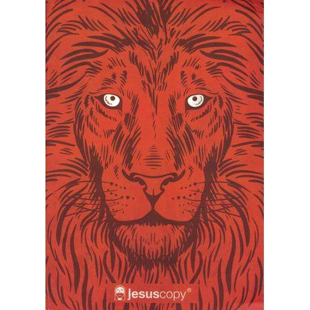 Tudo sobre 'Bíblia Jesuscopy NAA - Capa Dura - Leão Vermelho'