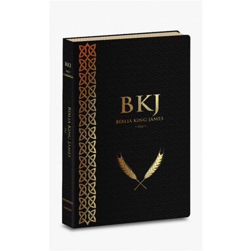 Tudo sobre 'Biblia King James Ultra Fina Preta'