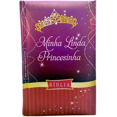 Tudo sobre 'Bíblia Minha Linda Princesinha Capa Dura'